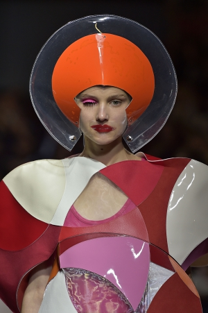 Junya Watanabe Paris Fashion Week Spring Summer 2015 Sept-Oct 2014