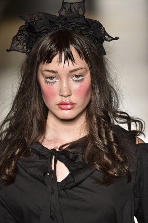 Vivienne Westwood Paris Fashion Week Spring Summer 2015 Sept-Oct 2014