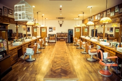 Savills Barbers London