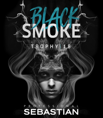 BLACK SMOKE TROPHY 18