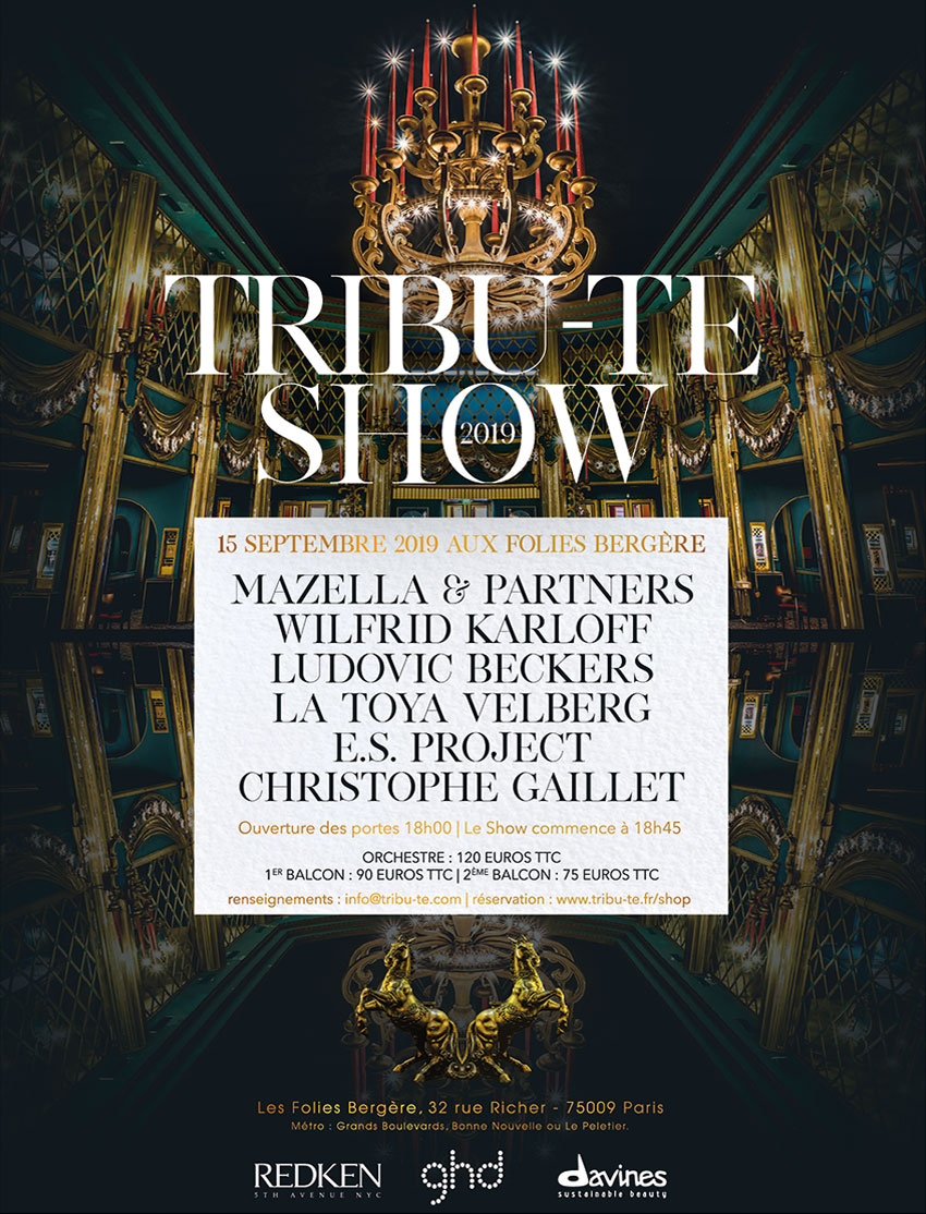 tribu-te show 2019