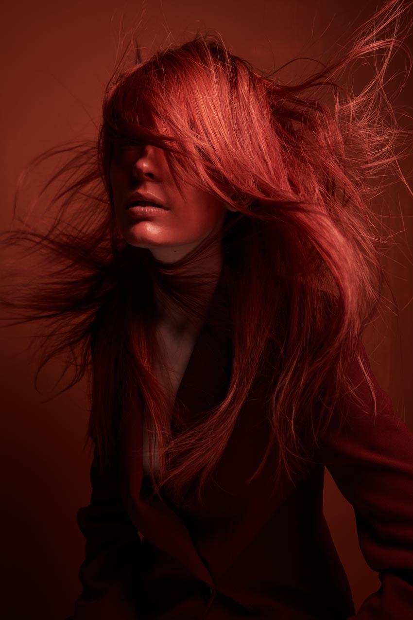 Shy & Flo Dust reds